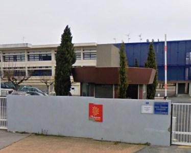 lycée Joliot-curie