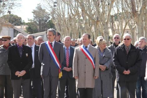 Cérémonie 19 mars 2013 - Marseillan