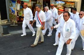 SD et groupe rue - trophée Languedoc