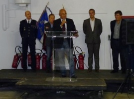 Saint-Thibery inauguration caserne - 4oct 2013 - discours - blog
