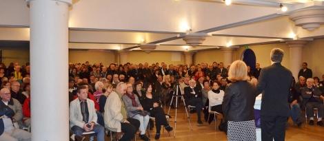 salle tarbouriech - voeux 2014