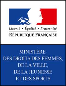 ministère droit des femmes