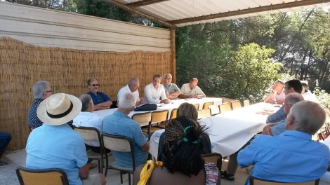 Ferrade section PS Lunel - 06.09.2014