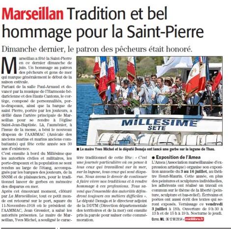 ML 3 juillet 2015 - Saint Pierre Marseillan -