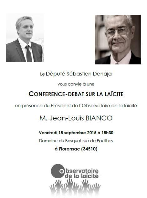 invitation JLB Florensac