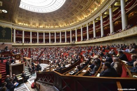 Questions au gouvernement 11 juillet 2012, vue television, hemicycle