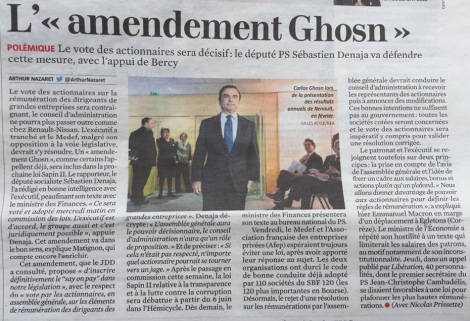 Article JDD amendement SD 22 mai 2016