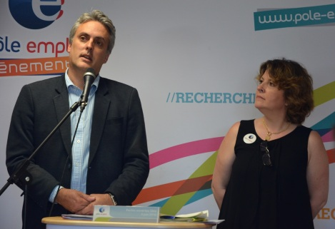 SD et Charles - discours web